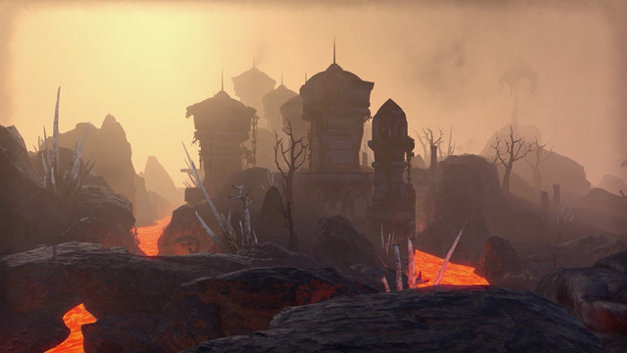 The Elder Scrolls® Online: Morrowind® Screenshot 4