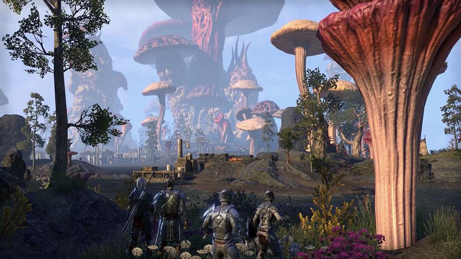The Elder Scrolls® Online: Morrowind® Game | PS4 - PlayStation