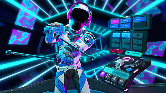 Electronauts - Screenshot INDEX