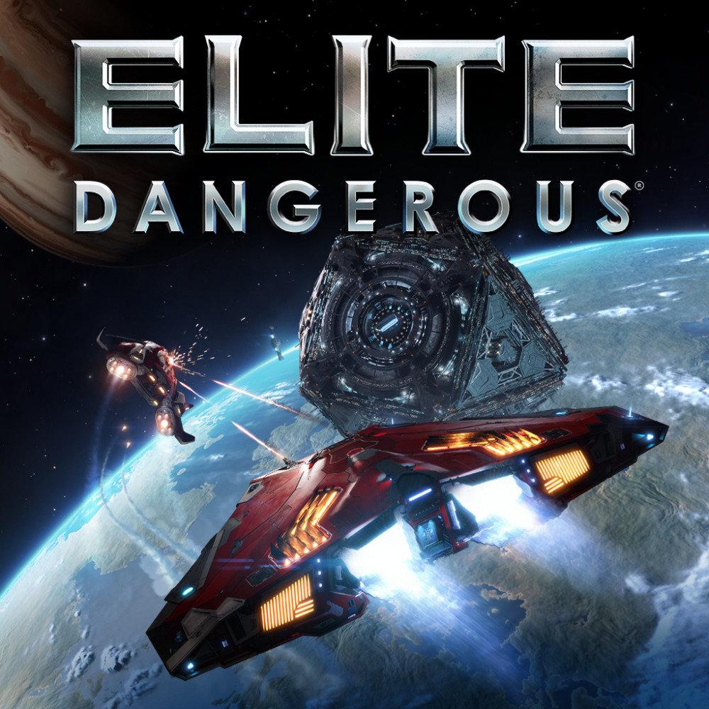Elite Dangerous Game Ps4 Playstation