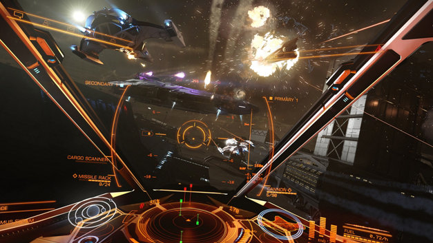 Elite Dangerous Screenshot 1