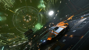 Elite Dangerous Screenshot 2