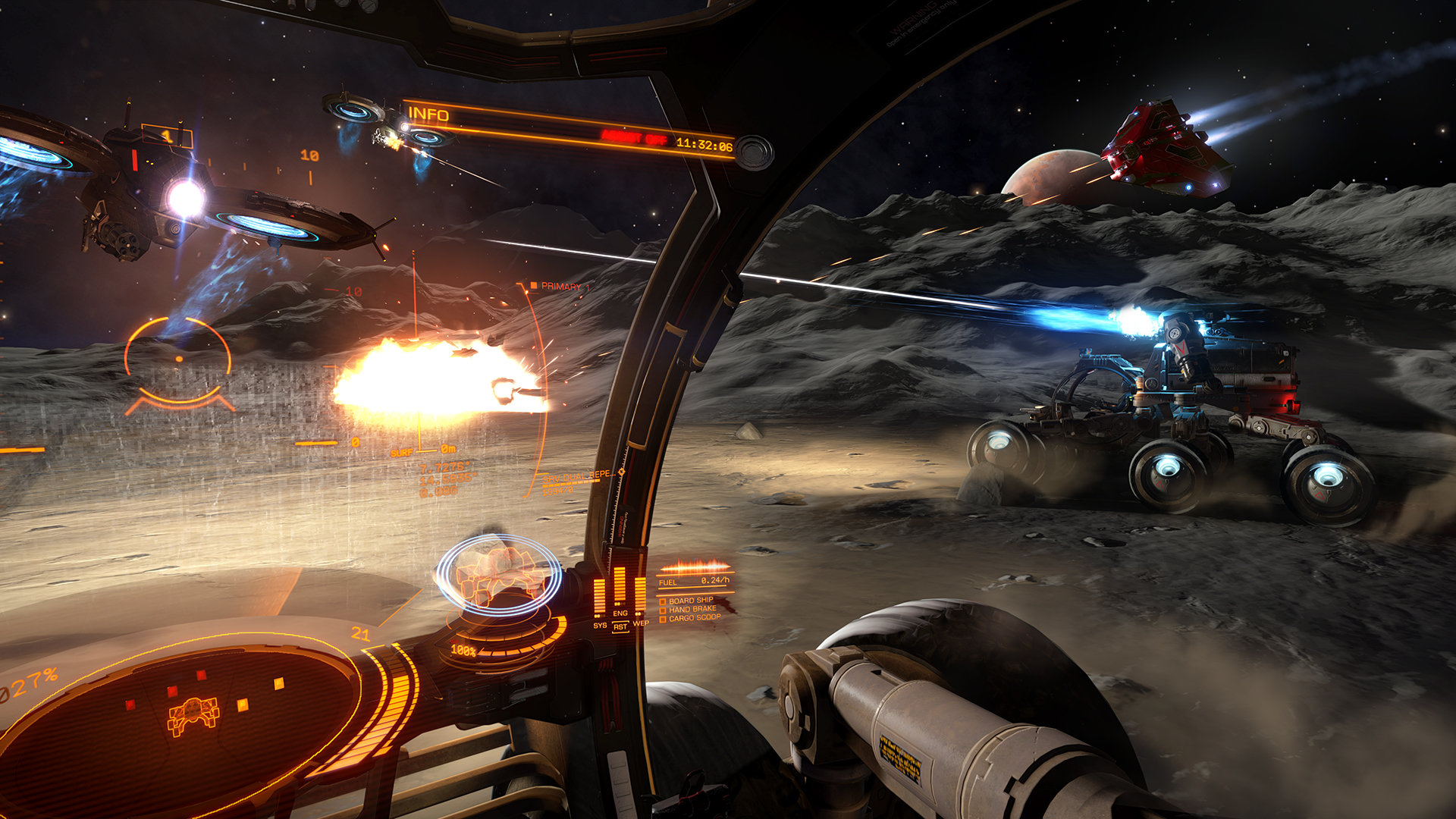 Elite Dangerous Game | PS4 - PlayStation