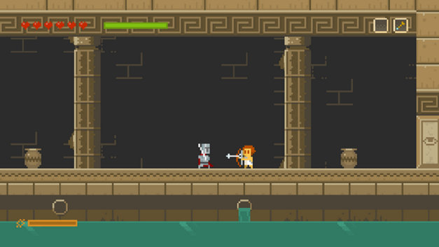 Elliot Quest Screenshot 4