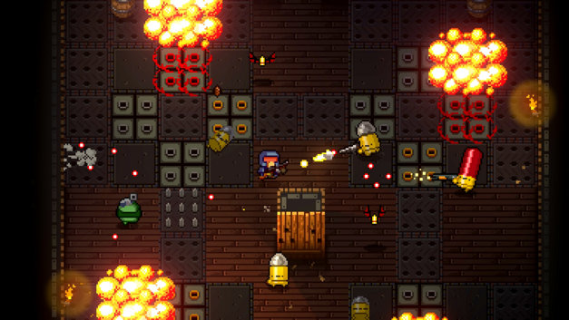 Enter The Gungeon Screenshot 10