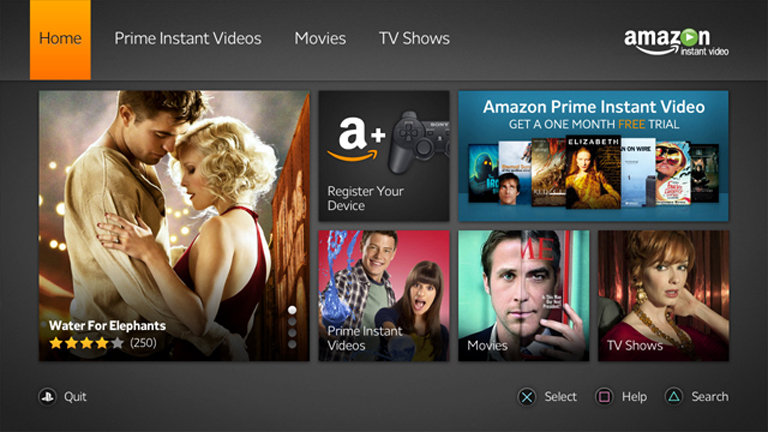 how to search amazon prime movies