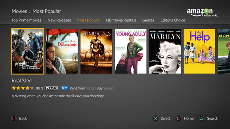 Image result for PlayStation Users can download Amazon Prime Video App in India now