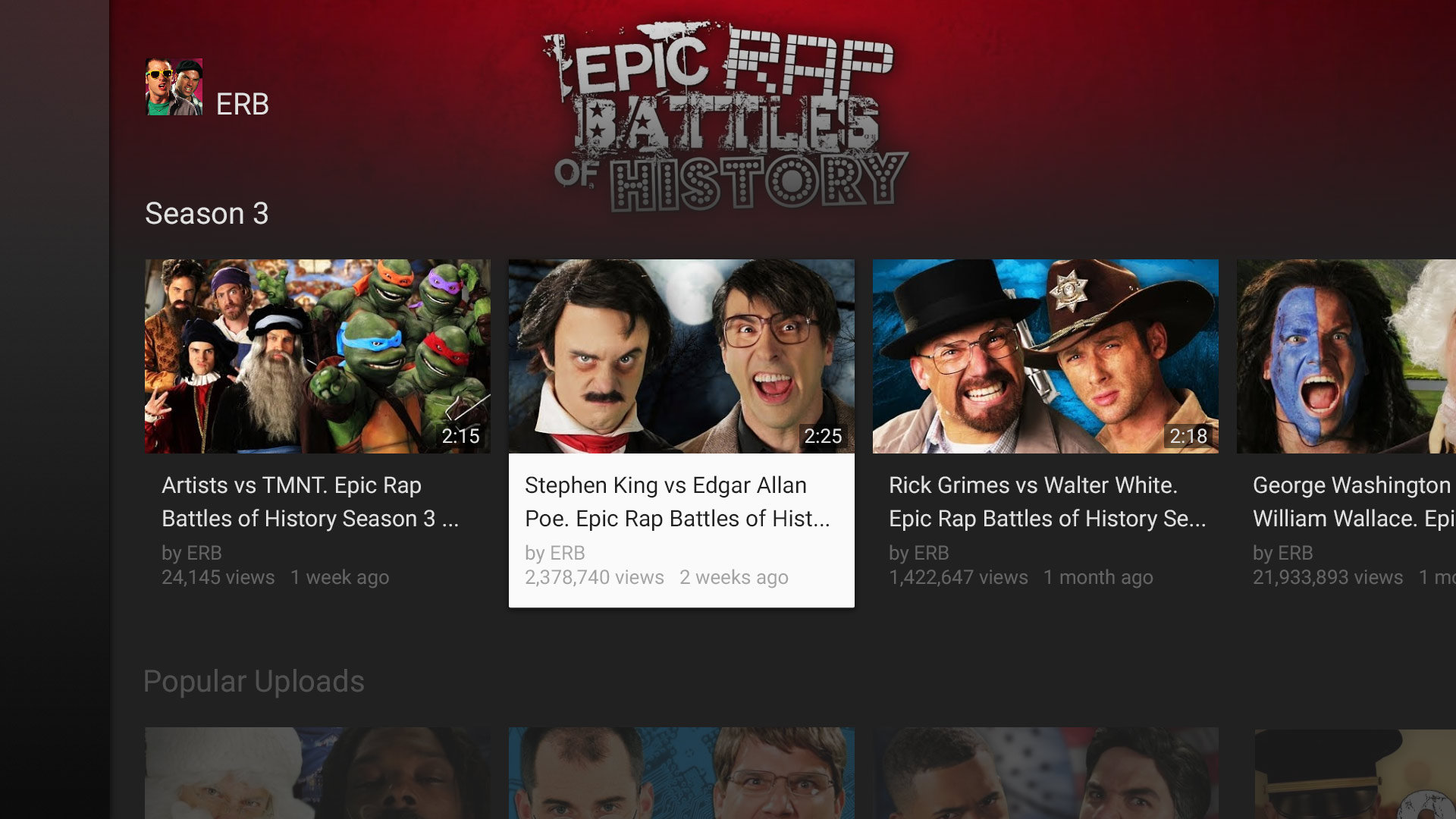 YouTube App on PlayStation | PlayStation Network Entertainment