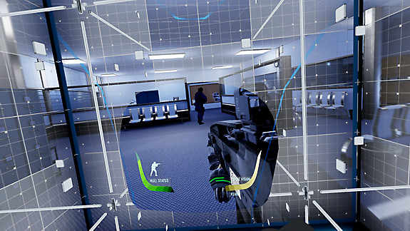 Espire 1: VR Operative - Screenshot INDEX