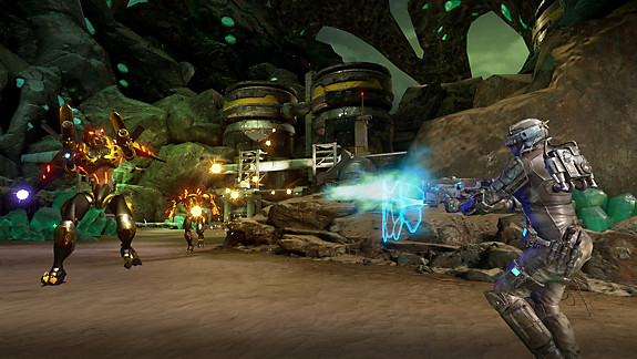 Evasion screenshot