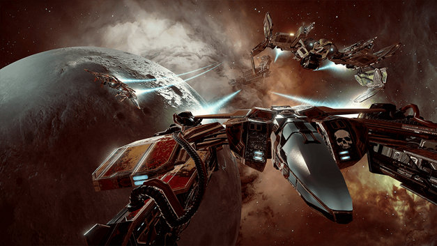 Eve Valkyrie Screenshot 1