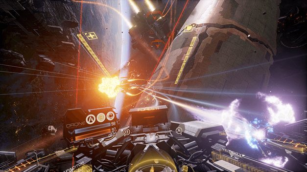 EVE: Valkyrie Screenshot 4