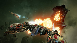 Eve Valkyrie Screenshot 3