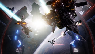 EVE: Valkyrie – Warzone Screenshot 3