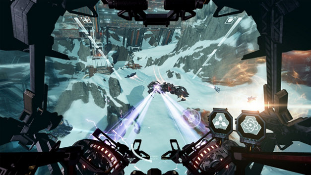 EVE: Valkyrie – Warzone Screenshot 1