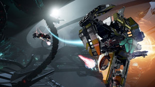 EVE: Valkyrie – Warzone Screenshot 5