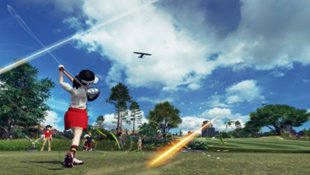 Everybody's Golf Screenshot 3