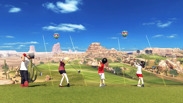 Everybody's Golf Screenshot 7