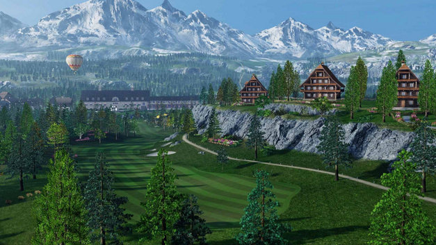 Everybody's Golf Screenshot 1