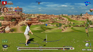 Everybody's Golf Screenshot 2