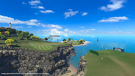 PlayStation®VR Blood & Truth and Everybody's Golf VR Bundle - Screenshot INDEX