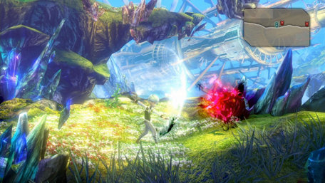 Exist Archive: The Other Side of the Sky Trailer Screenshot