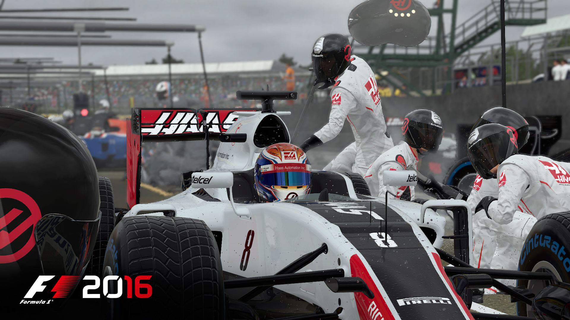 F1 2016 Game Ps4 Playstation