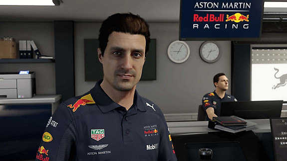 F1 2018 HEADLINE EDITION - Screenshot INDEX