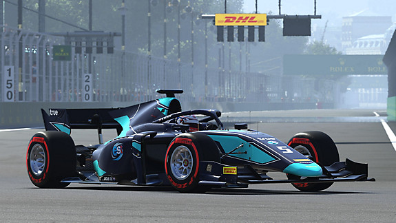 F1® 2019 - Screenshot INDEX