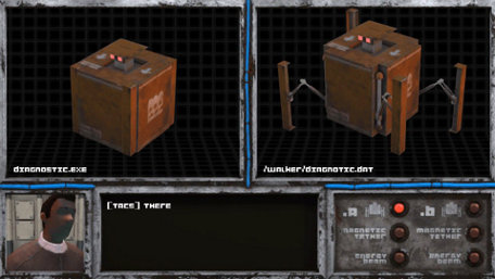 Factotum 90 Trailer Screenshot