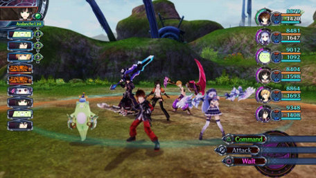 Fairy Fencer F: Advent Dark Force Trailer Screenshot