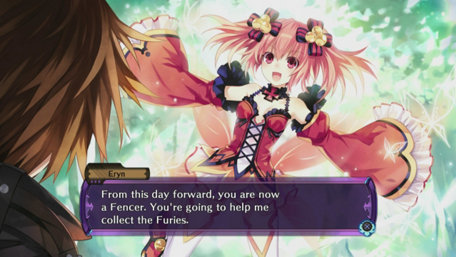 Fairy Fencer F Trailer Screenshot