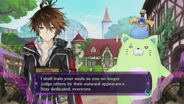 Fairy Fencer F Screenshot 4
