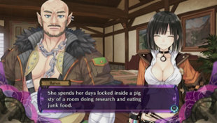Fairy Fencer F Screenshot 2