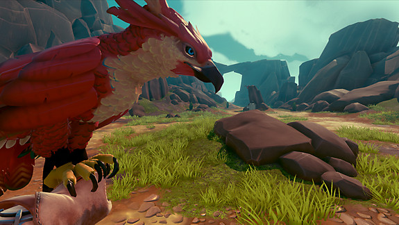 Falcon Age - Screenshot INDEX
