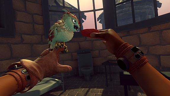 Falcon Age screenshot