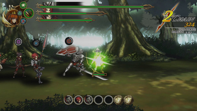 Fallen Legion Screenshot 1