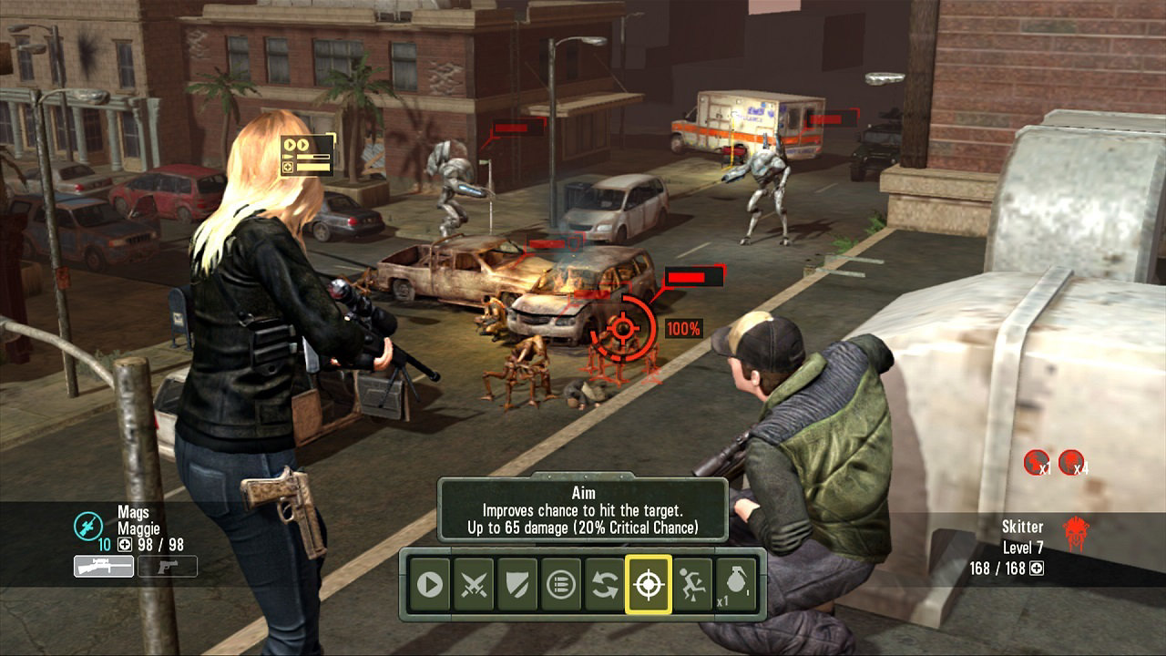 Falling skies the game game ps3 playstation falling skies the game screenshot 5 voltagebd Images