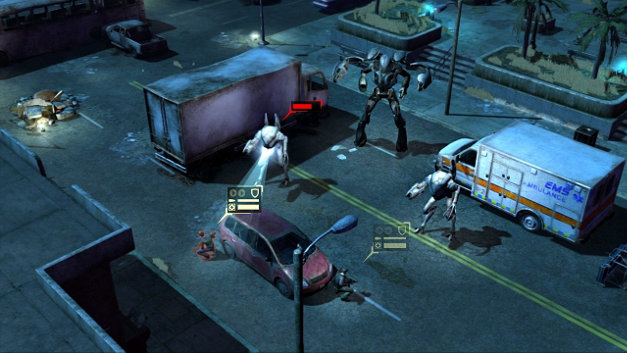 Falling Skies: The Game Screenshot 1