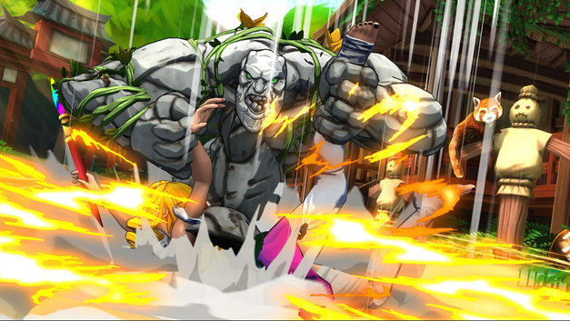 Fantasy Strike Screenshot 1