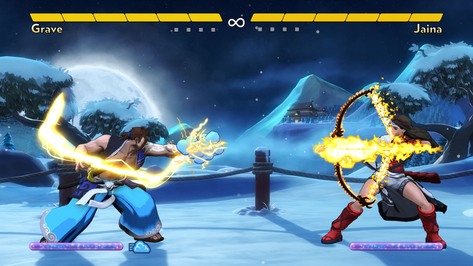 Fantasy Strike Game   PS4 - PlayStation