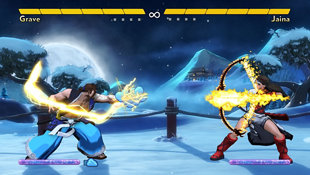 Fantasy Strike Screenshot 2