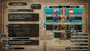 Fantasy Hero -Unsigned Legacy- Screenshot 6