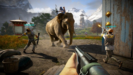 far cry 4 online multiplayer