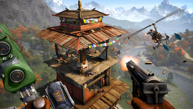 Far Cry 4 Screenshot 10