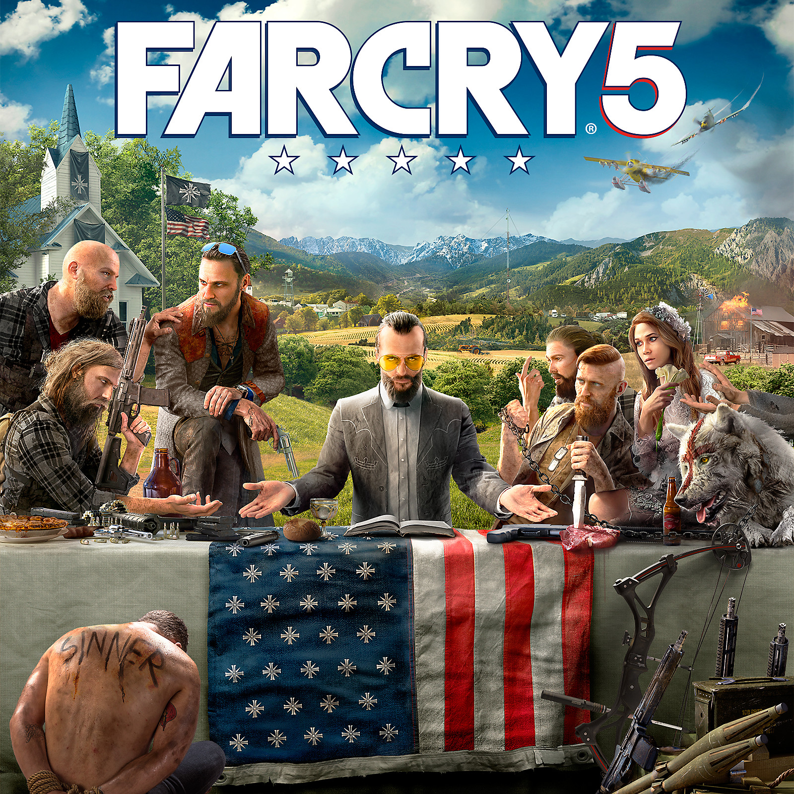 Far Cry 5 - PS4 Pro