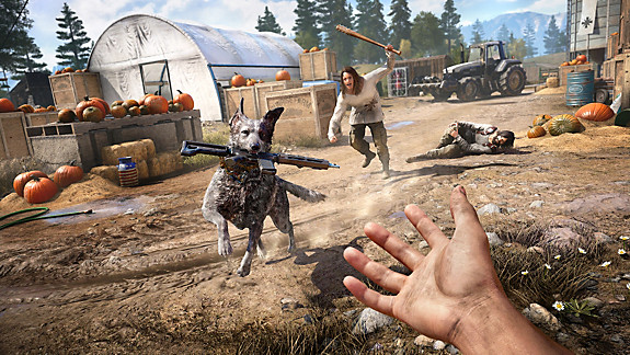 Far Cry 5 - Screenshot INDEX