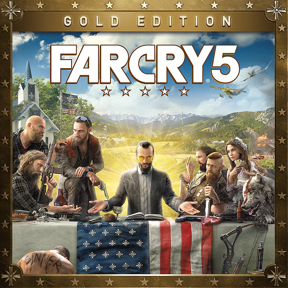 Far Cry 5 Game | PS4 - PlayStation