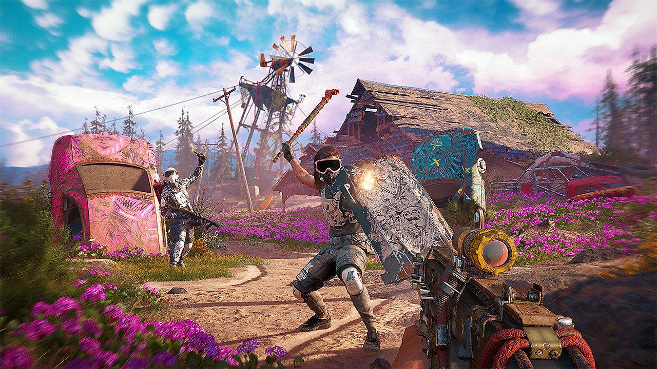 Far Cry New Dawn Banner 1