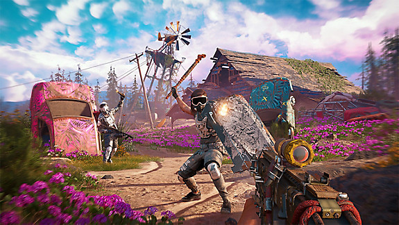 Far Cry New Dawn - Screenshot INDEX
